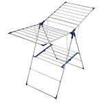Household Essential 81156 Roma 150 Stainless Steel Laundry Drying Rack