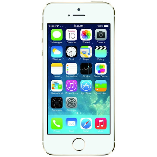 Apple iPhone 5S 32GB Factory Unlocked GSM Cell Phone