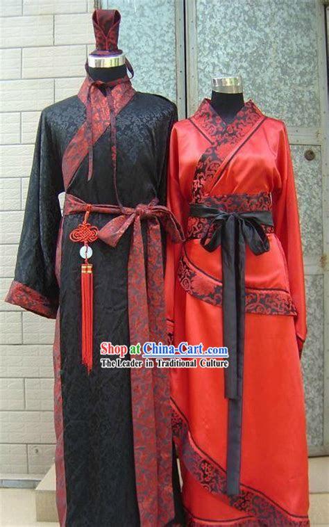 traditional chinese wedding dress  sets  men  women