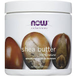 Now Foods Shea Butter - 7 oz jar