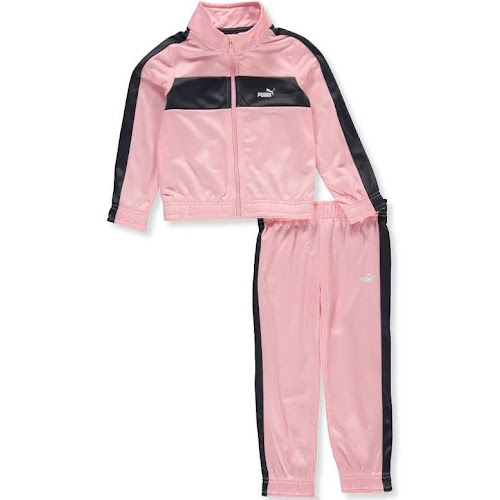 868bc7f71e Puma Little Girls' Jogger Set - Google Express
