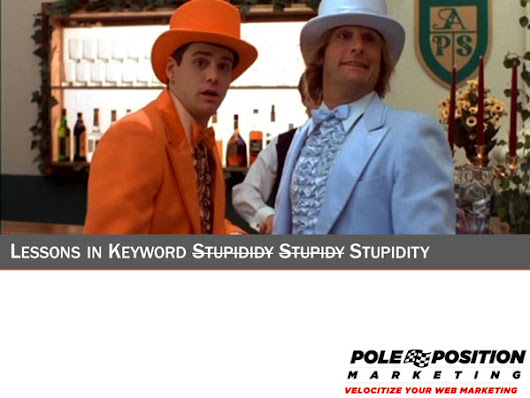 Lessons in Keyword Stupidity...And How Not to Blow Up Keyword Research