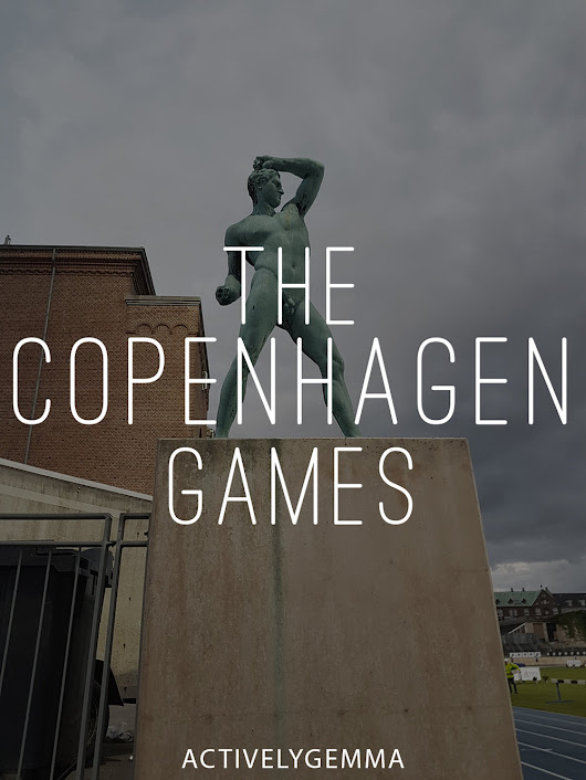 The Copenhagen Games