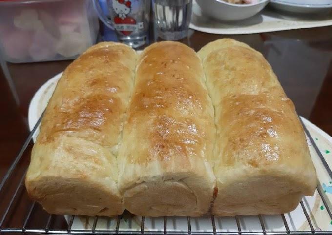 Resep Rahasia: Roti Tawar Gampang Banget