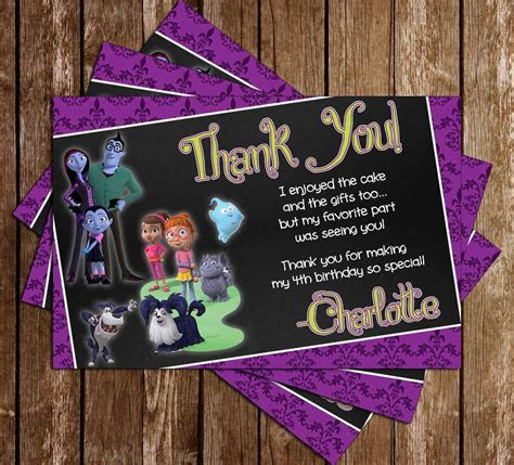 Novel Concept Designs   Vampirina   Chalkboard   Birthday