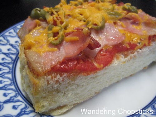 French Bread Pizza 2