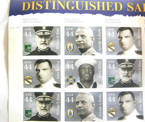distinguished sailors