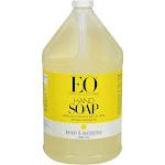 EO Products Liquid Hand Soap Lemon and Eucalyptus - 128 fl oz