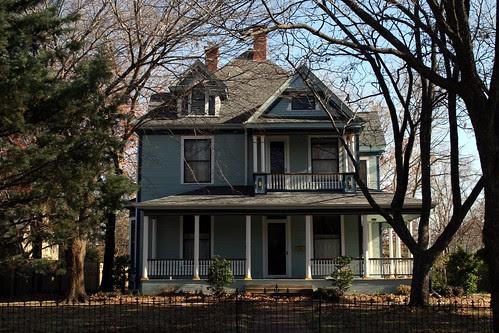 george a. benny house