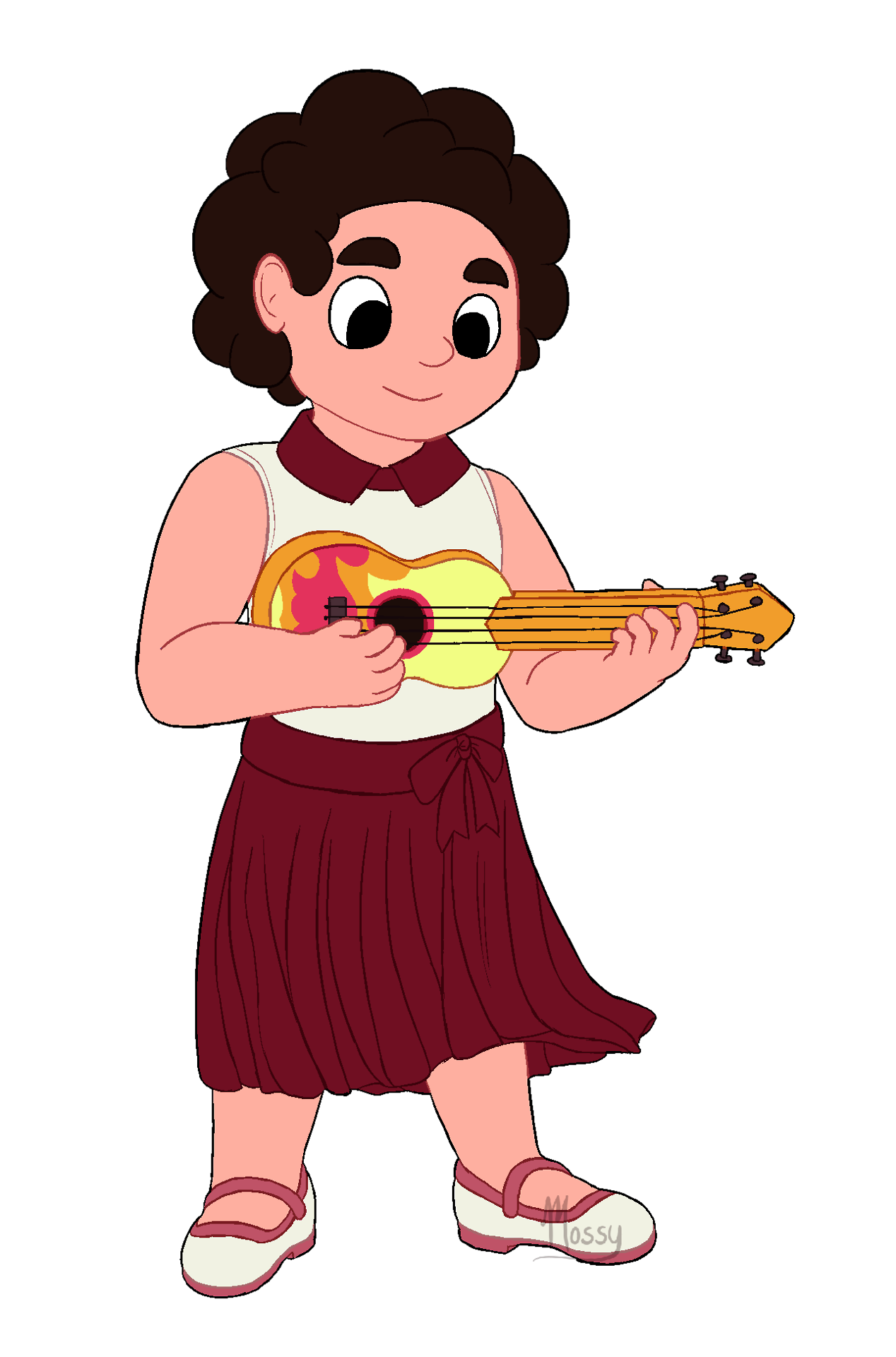 @icyrapids wanted Steven in a dress so it happened Dress is 1B from [here]