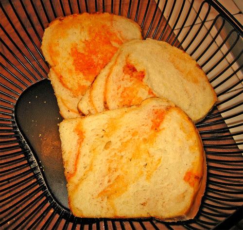 Pull Apart Bread by fugzu