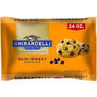 Ghirardelli Chocolate Premium Baking Chips Semi Sweet