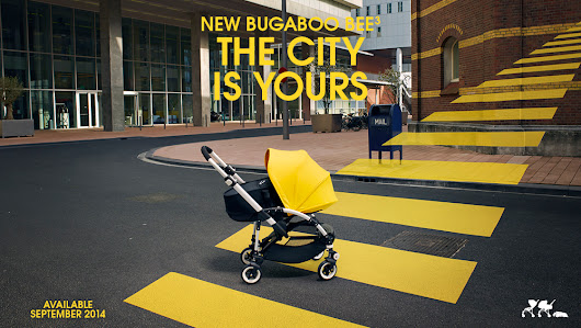 Blog - 2014 Bugaboo Bee3 Compact Stroller Product Details