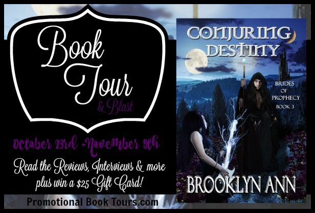 conjuring destiny tour banner