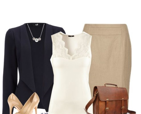 Style Tips : Interview Dress Code » Celebrity Fashion