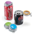 Jokari Soda Can Pump Fizz Carbonation Keeper Saver Single