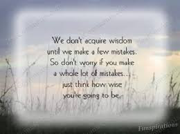 Mistakes Quotes #8