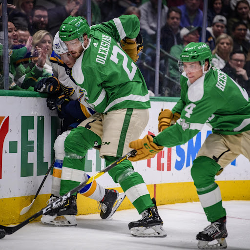 Avatar of Dallas Stars Face St. Louis Blues in Final Round Robin Game