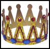 Jeweled<br />  Crowns  : Crafts Ideas for Parades