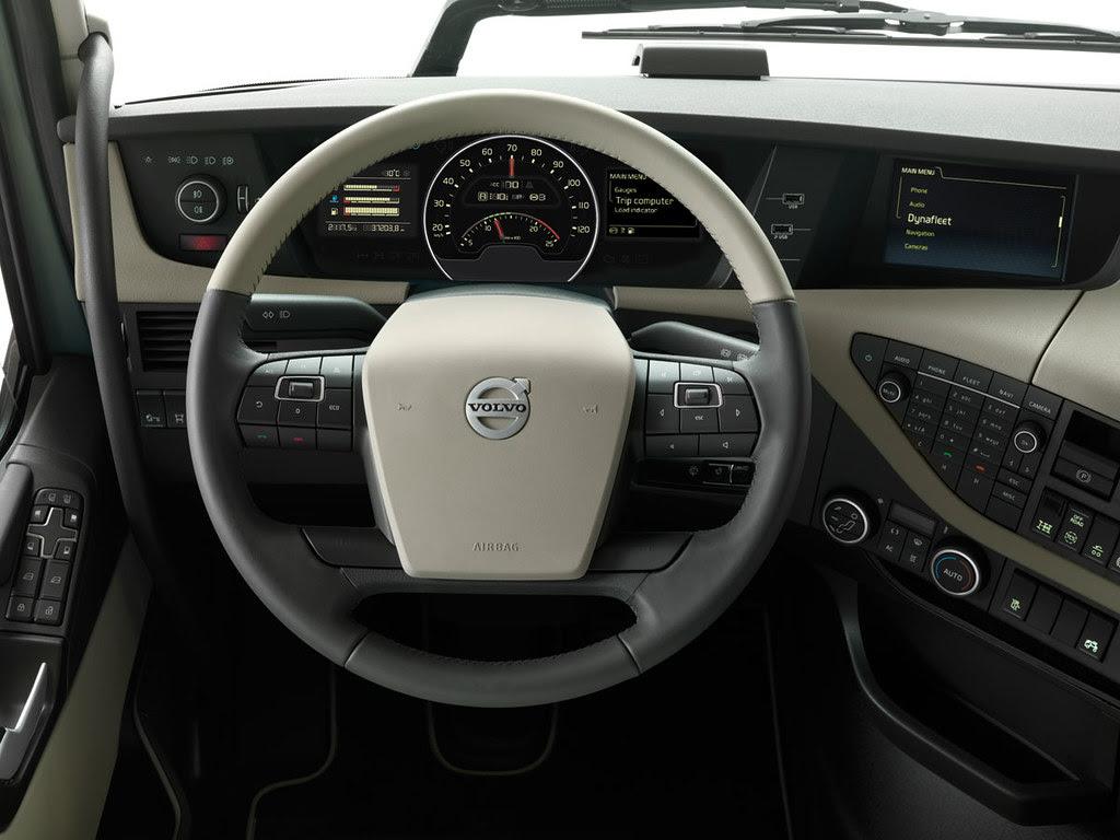Dodatkowe Indoors Volvo Fh16 520 RI65