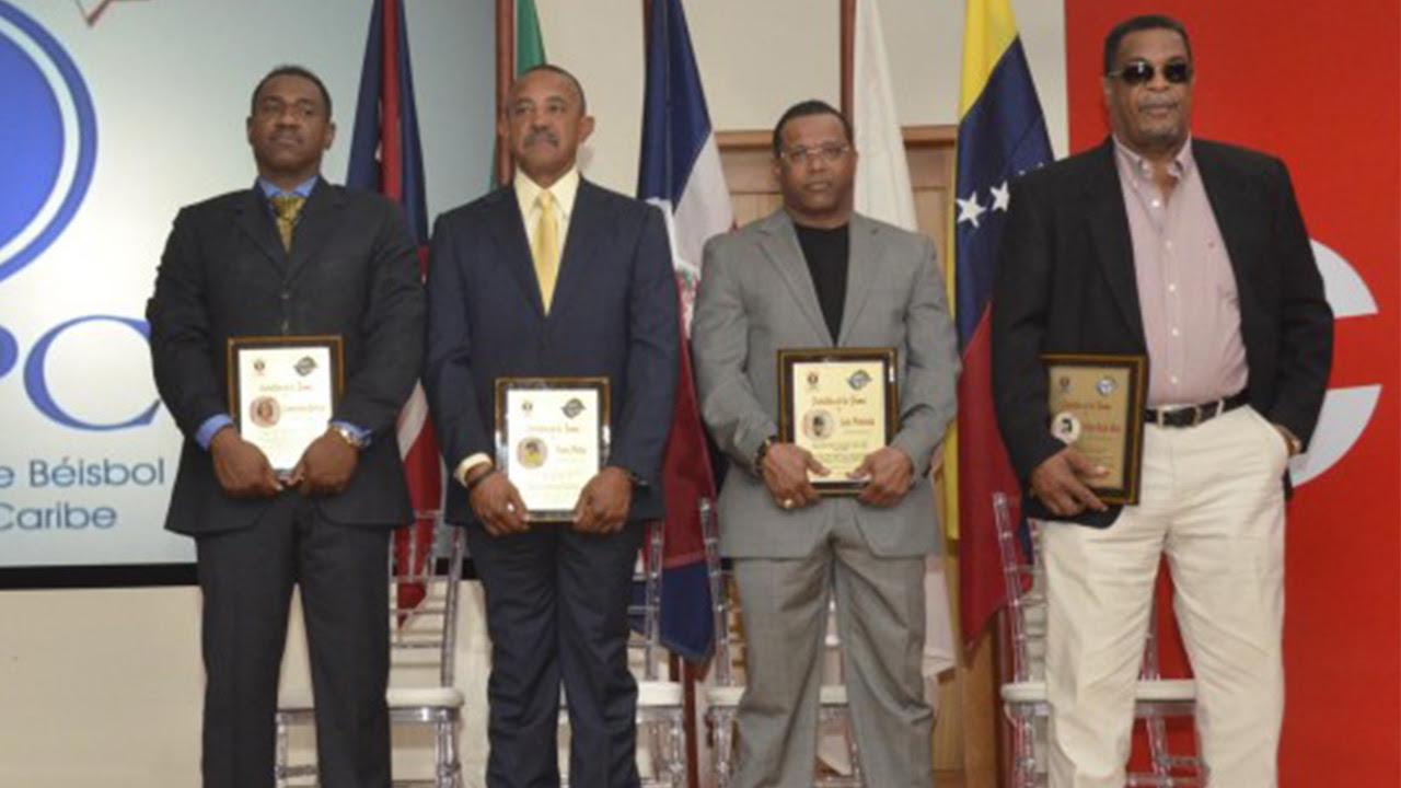Alou, Peña, Polonia y Berroa al Pabellón de la Serie del Caribe