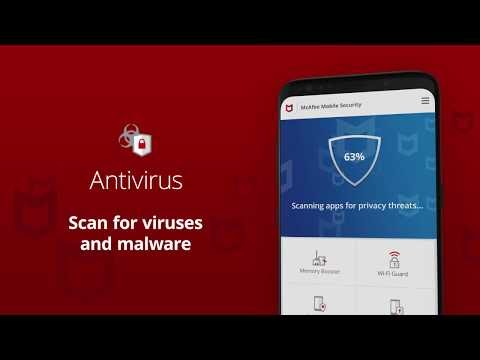 Mcafee Pro Apk For Android [Cracked]