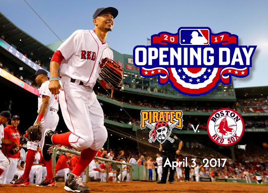 Red Sox Opening Day – 2017