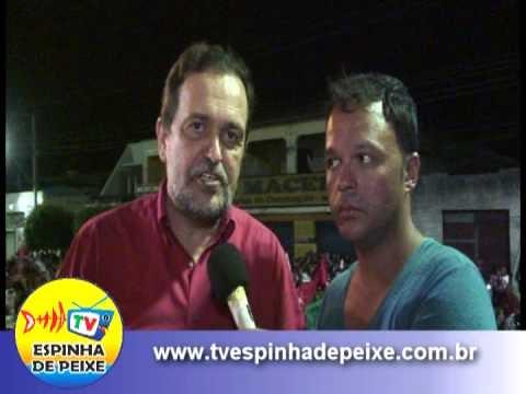 WEB TV ESPINHA DE PEIXE - SENADOR WALTER PINHEIRO - XIQUE-XIQUE-BA