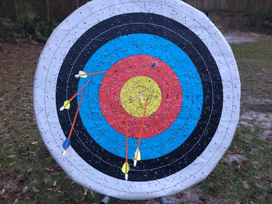 Rangemaster training for BB and archery: I just got certified!