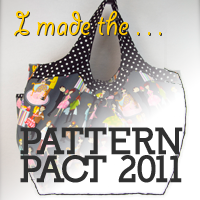 Pattern Pact button