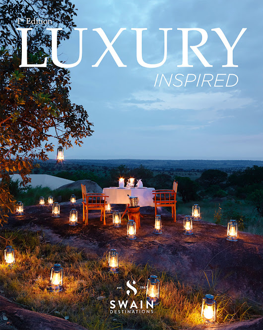 Luxury Inspired, Swain Destinations Brochure