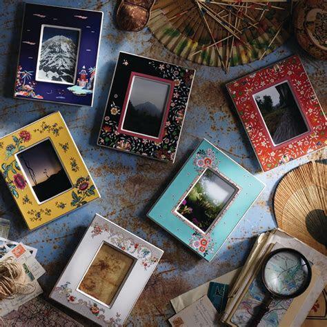 "Wedgwood Wonderlust Oriental Jewel Frame 4""x6""   Wedgwood"