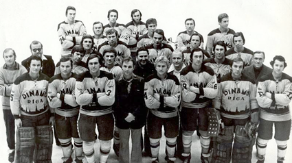 Tikhonov Dynamo Riga, Tikhonov Dynamo Riga
