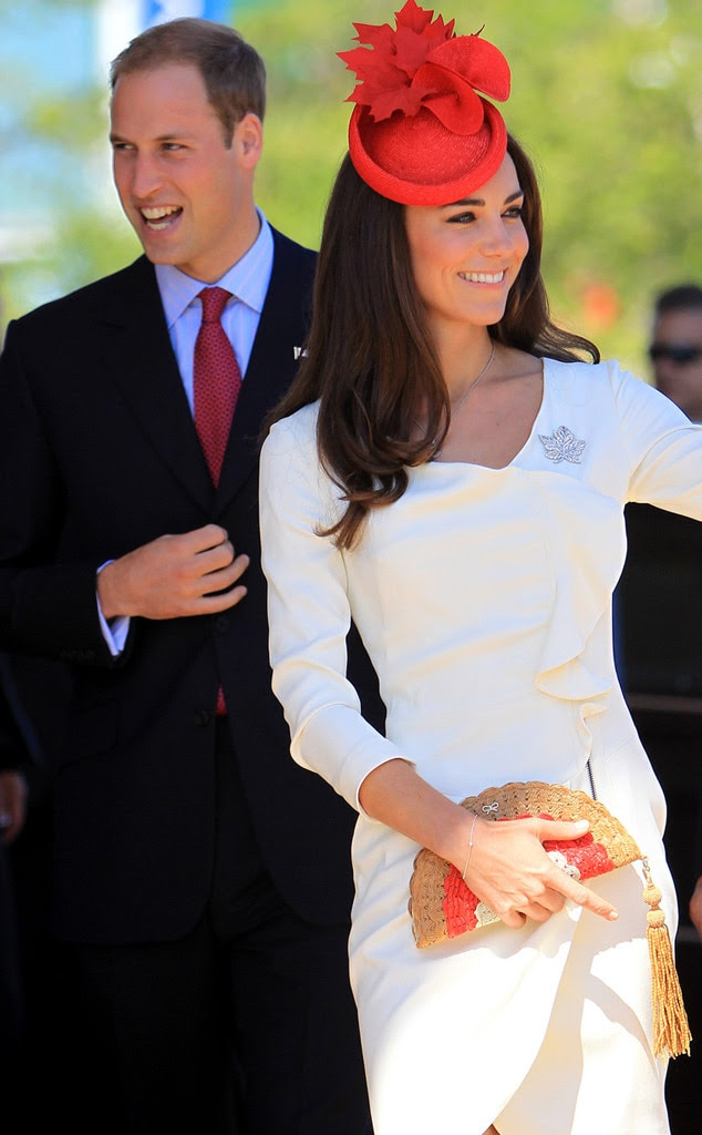 Too Much Fun!   Kate Middleton, Prince William, Prince