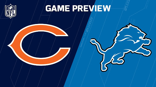 Bears vs. Lions (Week 14 Preview) | NFL Now | NFL - YouTube