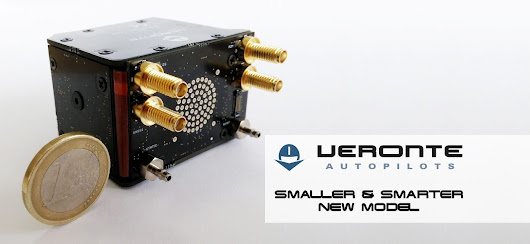 New Veronte Autopilot: more compact, powerful and smarter