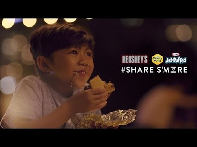 Honey Maid, Hershey's and Jet-Puffed Celebrate a S'mores Day in New Video