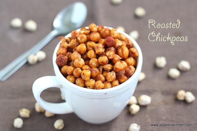Roasted Chickpeas 3