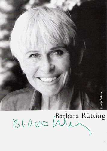 Barbara Rütting