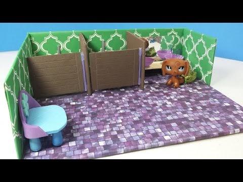 Rainbow Tinkle S World Diy Doll Bathroom Stalls For Lps
