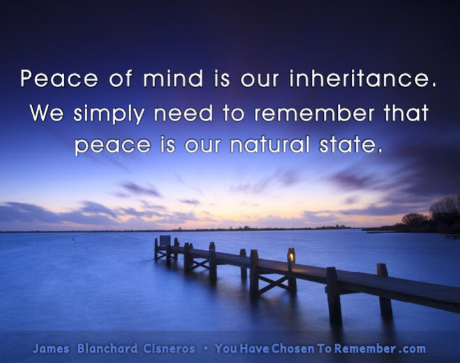 Find Inner Peace Quotes Time Saving Tricks