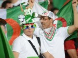 supportrice Algérie  Coupe du Monde 2010