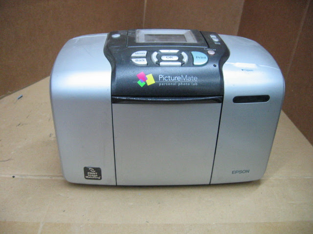 Epson B271a Picturemate Personal Photo Lab Printer On Popscreen