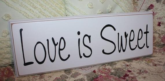 Perfect Wedding Reception Sign