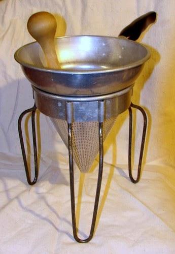 Dave S Cupboard Vintage Sunday Wearever Aluminum Sieve