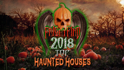 Top Haunted Houses in America 2018