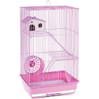 Prevue Pet Products Three Story Hamster/Gerbil Cage Lilac