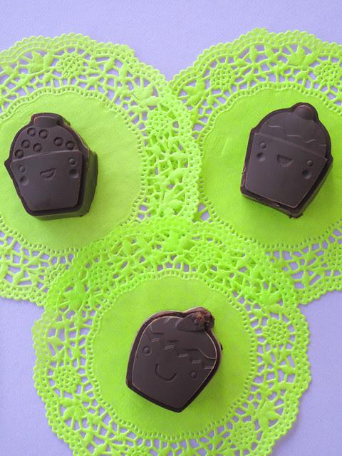 """Cioccolatini """"smiley cupcakes"""" 1"""