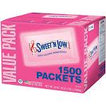 Sweet 'N Low Zero Calorie Sweetener - 1500 Packets