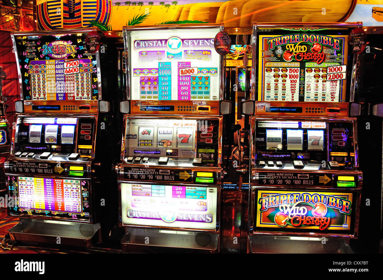 Best slot machines to play on a cruise ship
